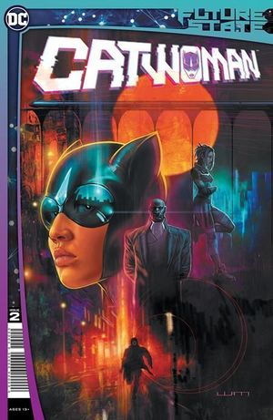 FUTURE STATE CATWOMAN (2021) #2