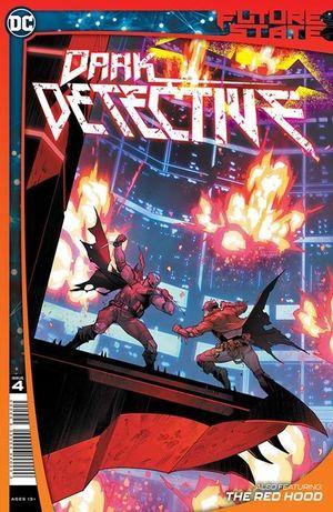 FUTURE STATE DARK DETECTIVE (2021) #4
