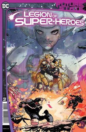 FUTURE STATE LEGION OF SUPER-HEROES (2021) #2