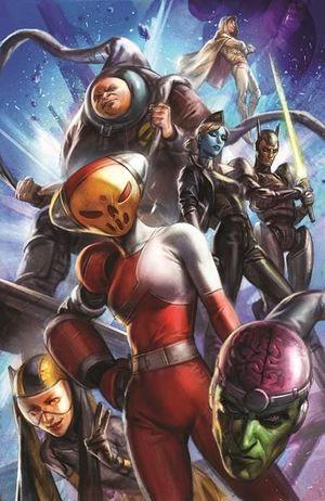 FUTURE STATE LEGION OF SUPER-HEROES (2021) #2B