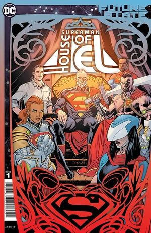 FUTURE STATE SUPERMAN HOUSE OF EL (2021) #1