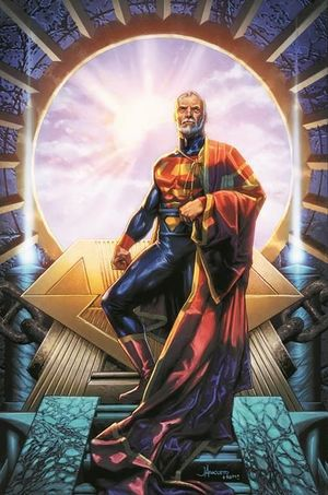 FUTURE STATE SUPERMAN HOUSE OF EL (2021) #1B