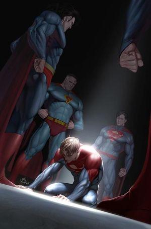 FUTURE STATE SUPERMAN OF METROPOLIS (2021) #2B