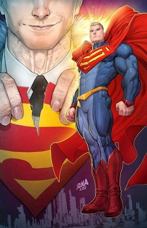 FUTURE STATE SUPERMAN VS IMPERIOUS LEX (2021) #3B