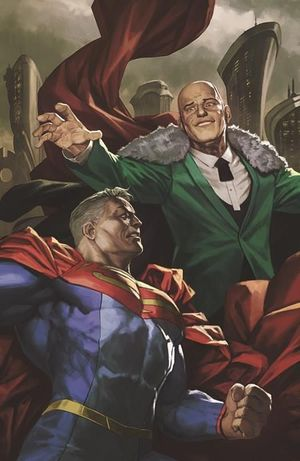 FUTURE STATE SUPERMAN VS IMPERIOUS LEX (2021) #2B