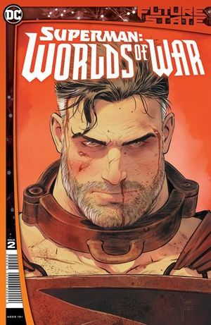 FUTURE STATE SUPERMAN WORLDS OF WAR (2021) #2