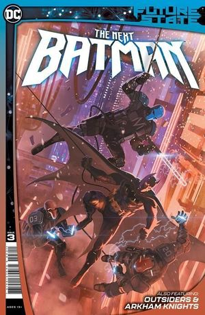 FUTURE STATE THE NEXT BATMAN (2021) #3