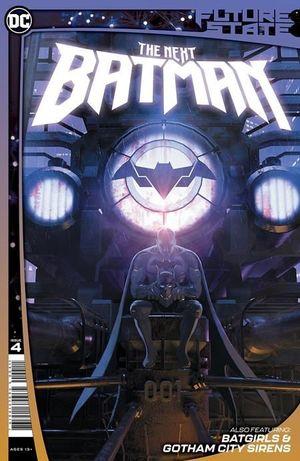 FUTURE STATE THE NEXT BATMAN (2021) #4
