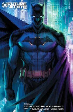FUTURE STATE THE NEXT BATMAN (2021) #3B