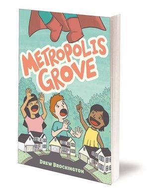 METROPOLIS GROVE TPB (2021) #1