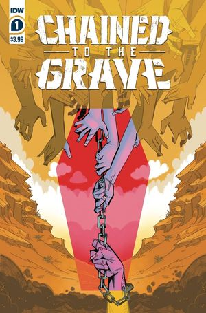 CHAINED TO THE GRAVE (2021) #1