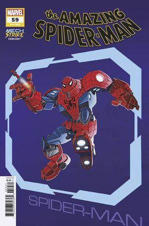 AMAZING SPIDER-MAN (2018 6TH SERIES) #59 MECH