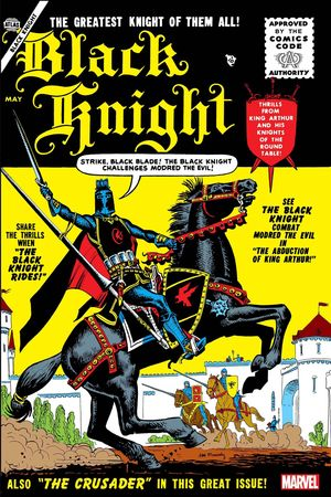 BLACK KNIGHT 1 FACSIMILE EDITION (2021) #1