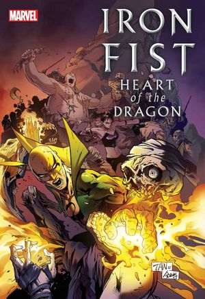 IRON FIST HEART OF DRAGON (2021) #2