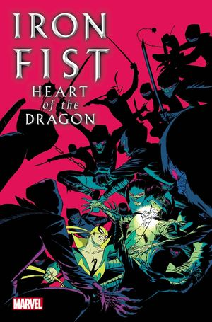 IRON FIST HEART OF DRAGON (2021) #2 MARTIN
