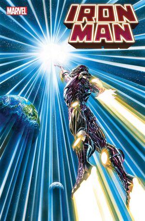 IRON MAN (2020) #6
