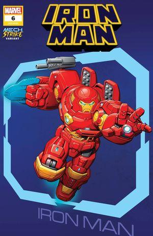 IRON MAN (2020) #6 MECH