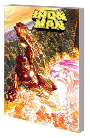 IRON MAN TPB (2021) #1