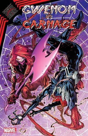 KING IN BLACK GWENOM VS CARNAGE (2021) #2