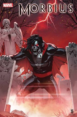 MORBIUS BOND OF BLOOD (2021) #1