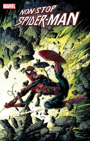 NON-STOP SPIDER-MAN (2021) #2