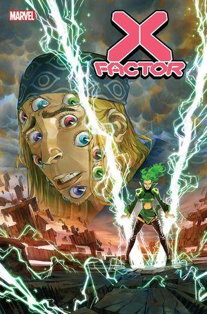 X-FACTOR (2020) #7