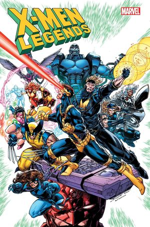 X-MEN LEGENDS (2021) #1