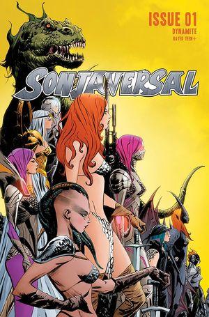 SONJAVERSAL (2021) #1