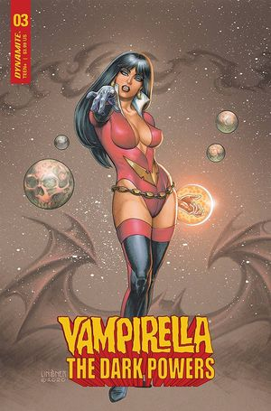 VAMPIRELLA DARK POWERS (2020) #3B