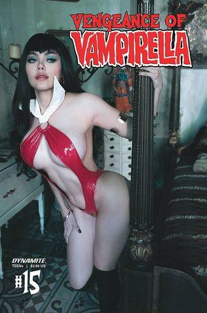 VENGEANCE OF VAMPIRELLA (2019) #15 D