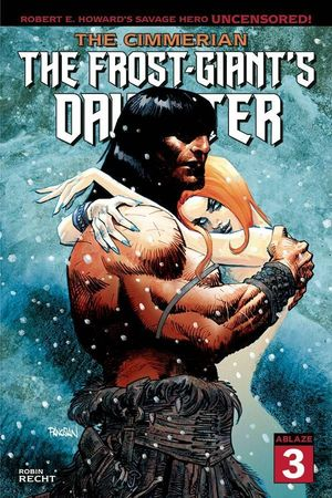 CIMMERIAN FROST GIANTS DAUGHTER (2020) #3