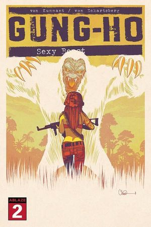 GUNG HO SEXY BEAST (2021) #2
