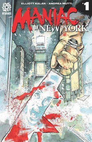 MANIAC OF NEW YORK (2021) #1