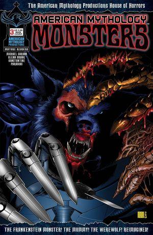AMERICAN MYTHOLOGY MONSTERS (2021) #3