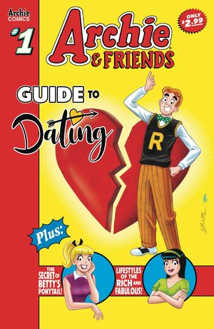 ARCHIE AND FRIENDS DATING ROMANCE 1