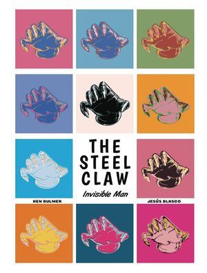 STEEL CLAW TPB (2021) #1