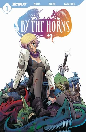 BY THE HORNS (2021) #1
