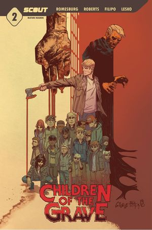 CHILDREN OF THE GRAVE (2020) #2