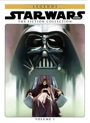 STAR WARS INSIDER FICTION COLLECTION HC (2021) #1