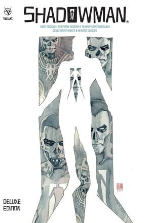 SHADOWMAN ANDY DIGGLE DELUXE ED HC (2021) #1