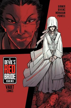 DEVILS RED BRIDE (2020) #5
