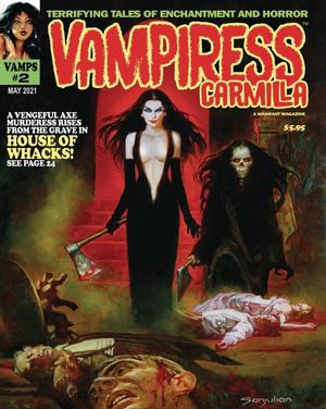 VAMPIRESS CARMILLA MAGAZINE (2020) #2