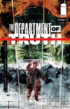DEPARTMENT OF TRUTH (2020) #7