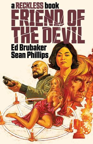 FRIEND OF THE DEVIL HC A RECKLESS BOOK 2