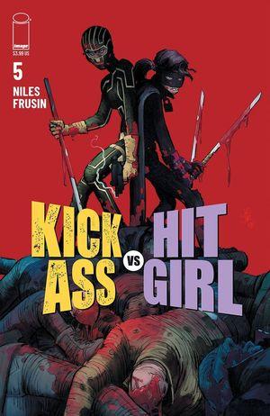 KICK-ASS VS HIT-GIRL CVR A ROMITA JR 5