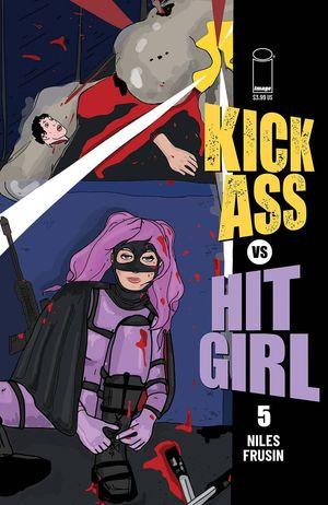 KICK-ASS VS HIT-GIRL (2020) #5C