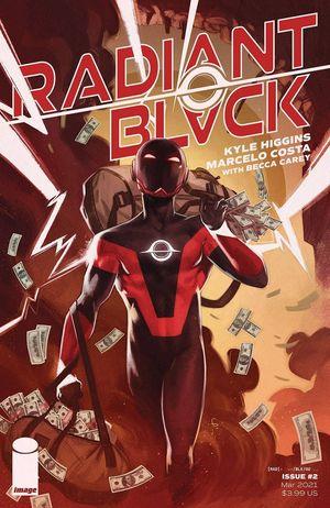 RADIANT BLACK (2021) #2 GRECO