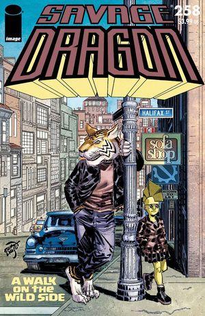 SAVAGE DRAGON (1993 2ND SERIES) #258