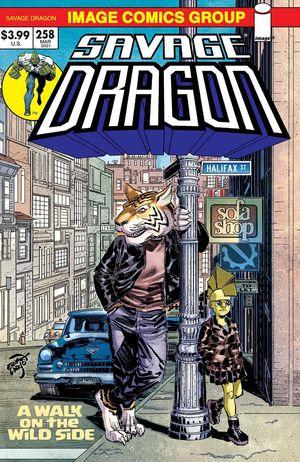 SAVAGE DRAGON (1993 2ND SERIES) #258B