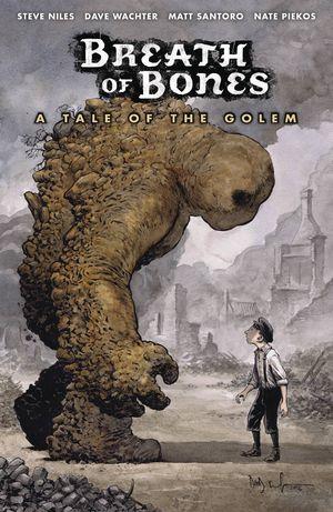 BREATH OF BONES A TALE OF GOLEM TPB (2021) #1